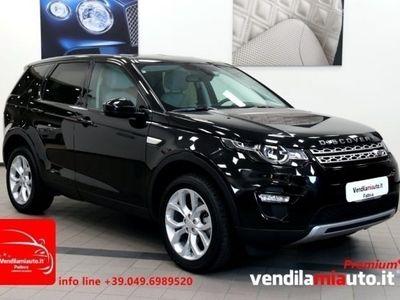 usado Land Rover Discovery Sport 2.2 TD4 HSE (presso la sede di Padova)