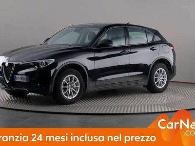 usata Alfa Romeo Stelvio 2.2 Turbo Diesel 180cv At8 Q4 Business