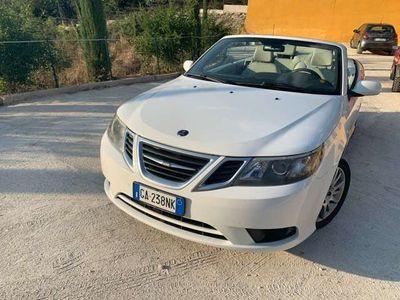 usata Saab 9-3 Cabriolet 1.9 TTiD 180CV Aero