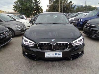 used BMW 118 d 5p. Sport Line Autom. Navi