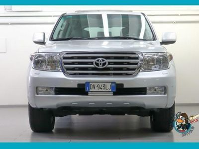 second-hand Toyota Land Cruiser V8 4.5 D4-D 7 posti rif. 11562719