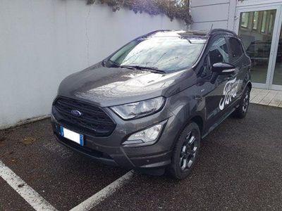 brugt Ford Ecosport 1.5 TDCi 100 CV Start&Stop ST-Line