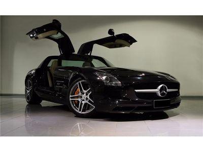 usata Mercedes SLS AMG COUPE' - CON FRENI CARBOCERAMICI