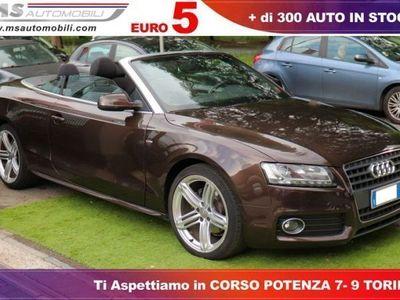 usado Audi Cabriolet Cabrio 2.0 TDI F.AP. Ambition S-Line Unicoproprietario Cabrio 2.0 TDI F.AP. Ambition S-Line Unicoproprietario