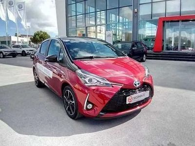 gebraucht Toyota Yaris Hybrid 15H ECVT 5P TREND R MY18