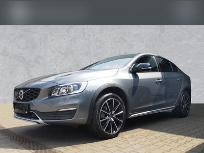 käytetty Volvo S60 CC Cross Country D4 Geartronic Pro Standhzg. A