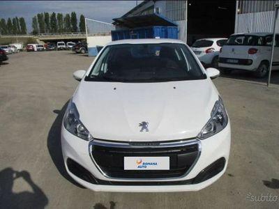 usata Peugeot 208 1.4 HDi 68 CV 5 porte Active