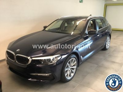 gebraucht BMW 520 SERIE 5 TOURING d Touring Business Plus