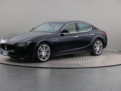 usata Maserati Ghibli 3.0 V6 Bt 330cv Automatica