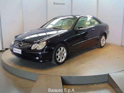 usata Mercedes CLK200 CLKKompr. TPS cat Elegance