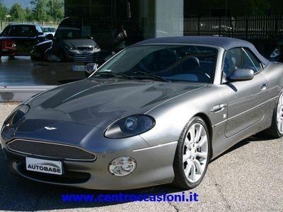 usata Aston Martin DB7 Vantage Volante 12v Cabrio Usato