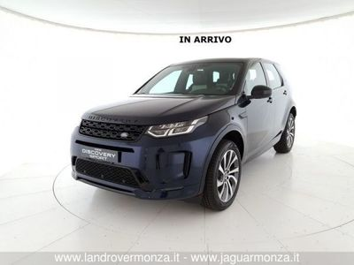 usata Land Rover Discovery Sport 2.0D I4-L.Flw 150 CV AWD Auto S In Arrivo
