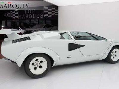 usata Lamborghini Countach 5000 Quattrovalvole - Ex Ro