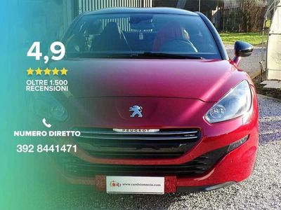 usata Peugeot RCZ THP 200 GT Line