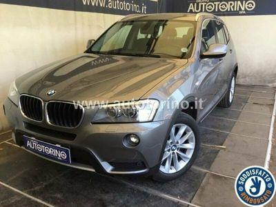 usata BMW X3 xDrive 20d Futura