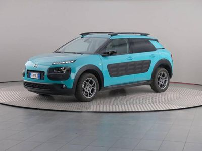 usata Citroën C4 Cactus Bluehdi 100cv S&s Shine Etg6