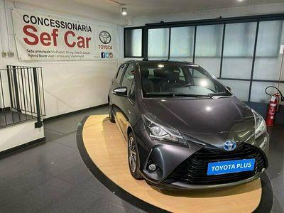 usata Toyota Yaris 1.5 Hybrid 5 porte Style X NEOPATENTATI + NAVIGAT