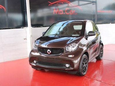 gebraucht Smart ForTwo Cabrio 90 0.9 T twinamic Passion 2018