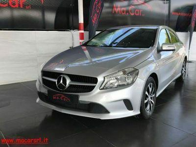 usata Mercedes A160 d Automatic Premium