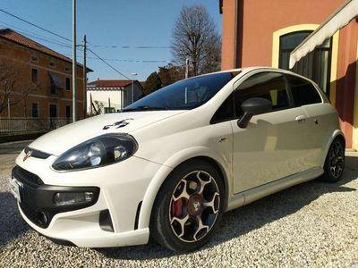 usata Abarth Punto Evo Esseesse Supersport Sabelt Uni Propr WRC AUTO SRL