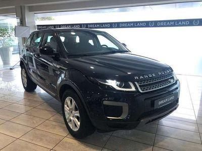 usata Land Rover Range Rover evoque 2.0 TD4 150 CV ...