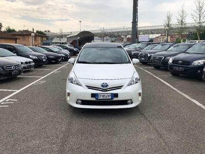 używany Toyota Prius+ 1.8 lounge elettrica/benzina