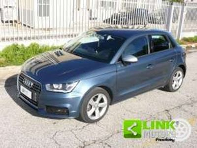 usata Audi A1 Berlina Benzina