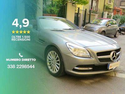 usata Mercedes SLK250 Sport