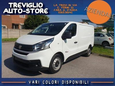 usata Fiat Talento 1.6 MJT 120CV PC-TN Furgone 10q TELECAMERA rif. 10681364