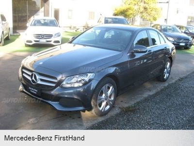 usata Mercedes C200 d Automatic Executive rif. 7275067