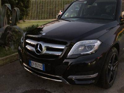 używany Mercedes 220 glk 2013 restylingAutomatica 4matic