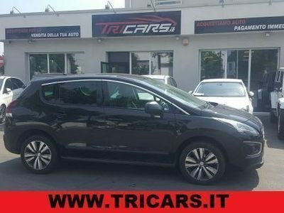 usata Peugeot 3008 1.6 e-HDi 115CV ETG6 Allure PERMUTE UNICOPROPRIETA rif. 11936681