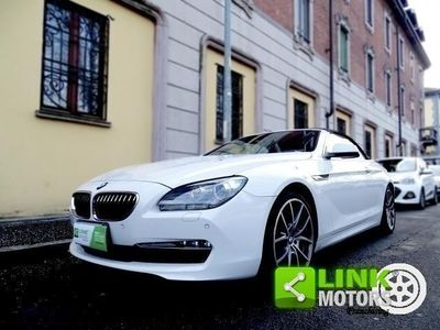 used BMW 640 Cabriolet Serie 6 Cabrio d Futura