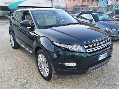käytetty Land Rover Range Rover evoque 2.2 TD4 PRESTIGE T