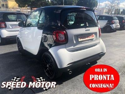brugt Smart ForTwo Coupé 90 0.9 Turbo twinamic Passion SPORT