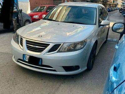 usata Saab 9-3 station wagon 1.9 ttid restayling