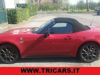 usata Abarth 124 Spider 1.4 Turbo MultiAir 170 CV Turismo