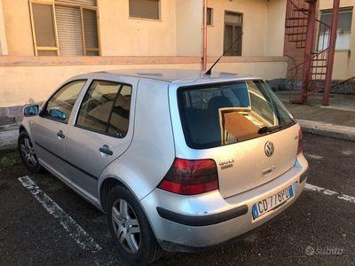usata VW Golf IV Golf 1.9 TDI/101 CV cat 5 porte