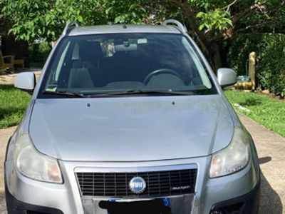 gebraucht Fiat Sedici - 2007