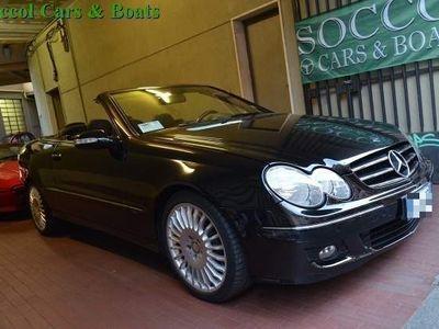 usata Mercedes CLK320 cdi cat cabrio avantgarde*totalmente tagliandata