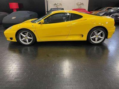 usata Ferrari 360 modena F1 coupe ASI