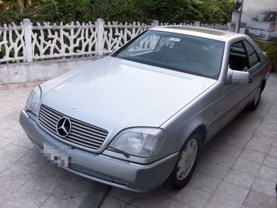 usado Mercedes 600 cat