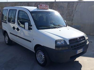 used Fiat 1900 Dobl?DIESEL 5 POSTI AUTOCARRO CON CLIMA SERVOSTERZ
