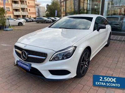 usata Mercedes CLS250 Shooting Brake CLASSE CLS SHOOTING BRAKEd Premium Force 4matic auto