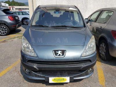 used Peugeot 1007 1.4 HDi anche per naopatentati