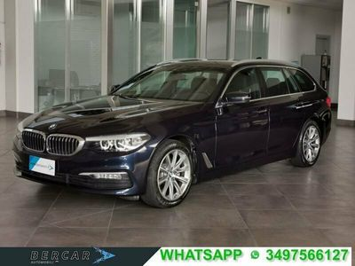 usata BMW 520 Serie 5 (E12/28/34) d xDrive Touring Business*AUTOM*NAVI*PDC*PELLE*MOD NUOVO*