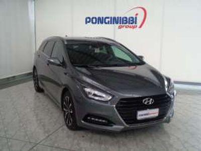 usata Hyundai i40 Wagon 1.7 CRDi 141 CV 7DCT Style Diesel