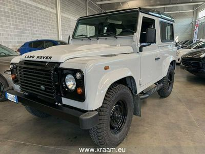 usata Land Rover Defender 90 2.4 TD4 Station Wagon Limite
