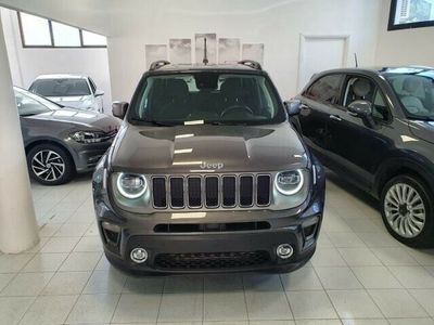 used Jeep Renegade 1.6 mjt 120 cv limited led navi acc restyling