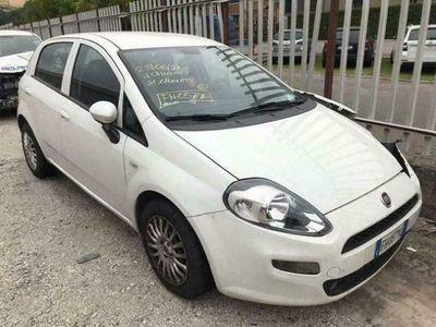 usata Fiat Punto -- 1.3 MJT II S&S 95 CV 5p. Van Easy 4 Posti